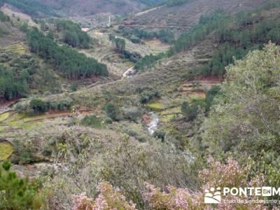 Las Hurdes: Agua y Paisaje;senderos valencia;tienda montaña madrid
